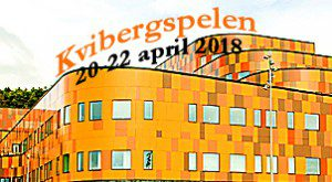 Kvibergspelen logga 2018