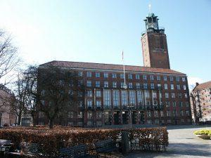 foto Frederiksberg Rådhus