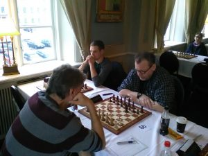 Staffan Thomasson vs Lars Persson Elite Hotels 2019