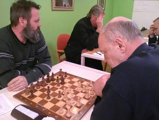 Stefan Håkansson vs Jan Bengtsson