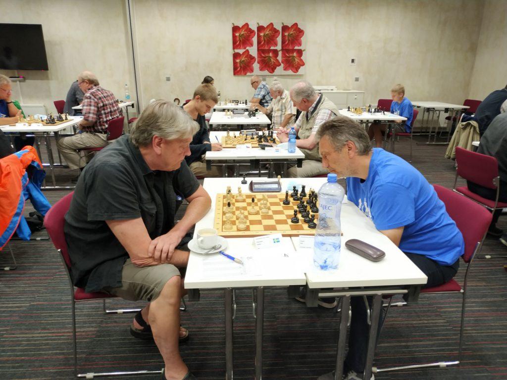 Staffan Thomasson, International Chess Holiday Prag 2021